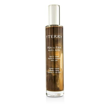 By Terry Tea To Tan Hydra-Bronze Shaker Spray Bruma Agua (Rostro & Cuerpo)  100ml/3.38oz