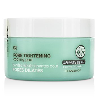 The Face Shop Pore Tightening Cooling Pad 50sheets