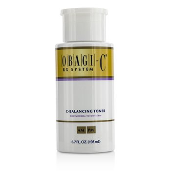 ObagiObagi C Rx System C Balancing Toner - Normal To Oily Skin (Unboxed) 198ml/6.7oz