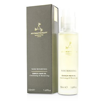 Aromatherapy Associates Nourishing Enrich Hair Oil (Conditioning & Moisturizing) 50ml/1.69oz
