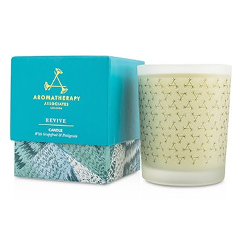 Aromatherapy Associates Candle - Revive (with Grapefruit & Petitgrain) (3x3) inch