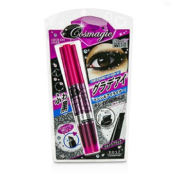 KoseO�n� linky Cosmagic Lock On Liner - #BK01 0.2g/0.007oz