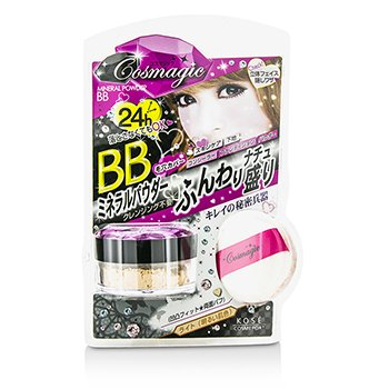 KoseCosmagic BB Mineral Powder - #02 5g/0.18oz