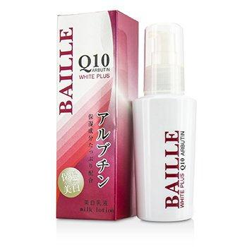 Q10 Arbutin White Plus Milk Lotion Baille Q10 Arbutin White Plus Milk Lotion 80ml/2.67oz