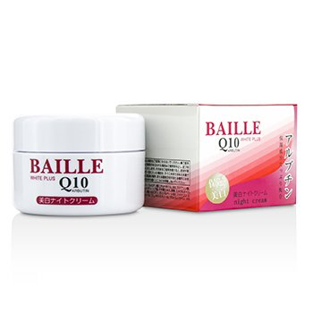 Baille Q10 Arbutin White Plus Night Cream 60g/2oz