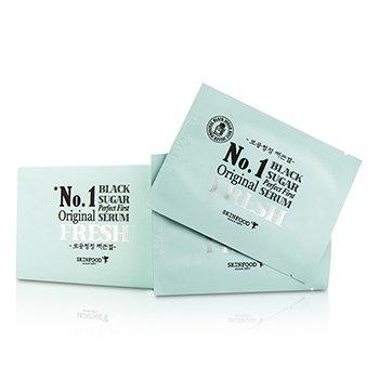 SkinFood Black Sugar Perfect First Serum Fresh 40x5ml/0.16oz