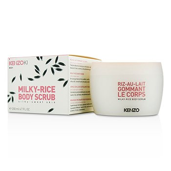 KenzoKenzoki Milky-Rice Body Scrub 200ml/6.7oz