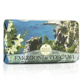 Emozioni In Toscana Натуральное Мыло - Mediterranean Touch 250g/8.8oz