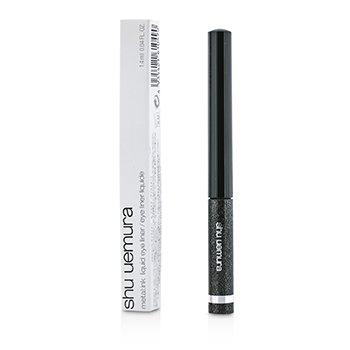 Shu Uemura Metal Ink Liquid Eye Liner – #G Platinum 1.4ml/0.04oz