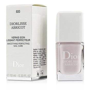 Christian Dior Diorlisse Abricot (Smoothing Perfecting Nail Care) - # 800 Snow Pink  10ml/0.33oz