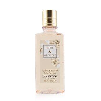 Купить Neroli & Orchidee Гель для Душа 250ml/8.4oz, L'Occitane