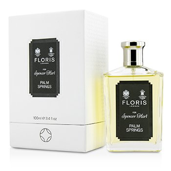 FlorisSpencer Hart Palm Springs Eau De Parfum Spray 100ml/3.4oz