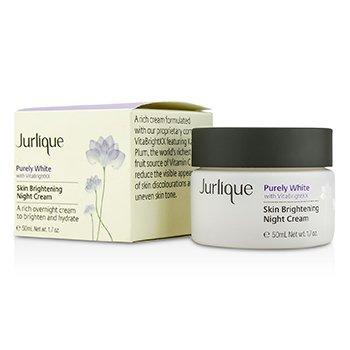 JurliquePurely White Skin Brightening Crema Noche 50ml/1.7oz