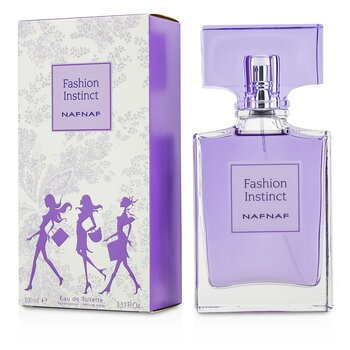 Naf-NafFashion Instinct Eau De Toilette Spray 100ml/3.33oz