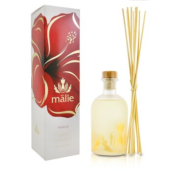 Malie Island Ambiance Reed Diffuser - Hibiscus 240ml/8oz