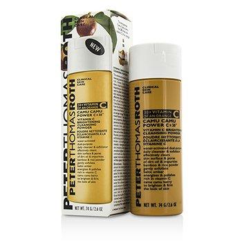 Peter Thomas Roth Camu Camu Power Cx30 Vitamin C Brightening Cleansing Powder 74g/2.6oz