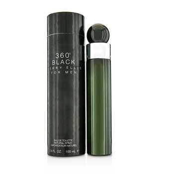 Perry Ellis360 Black Eau De Toilette Spray 100ml/3.4oz