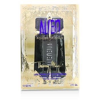 Thierry MuglerAlien Power Of Gold Eau De Parfum Refillable Spray (Limitred Edition) 60ml/2oz