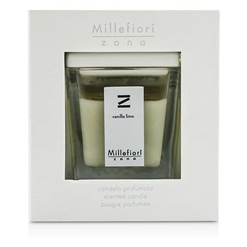 Millefiori Scented Candle - Vanilla Lime 160g/5.64oz