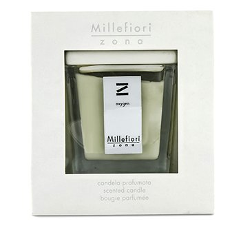 Millefiori Scented Candle - Oxygen 160g/5.64oz