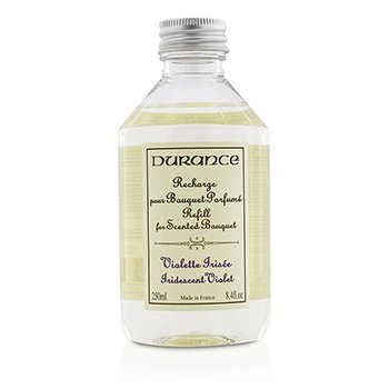 Durance Scented Bouquet Refill – Iridescent Violet 250ml/8.4oz