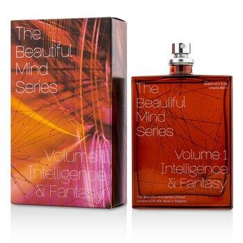 The Beautiful Mind Series Volume 1 - Intelligence & Fantasy Parfum Spray 100ml/3 ladies fragrance