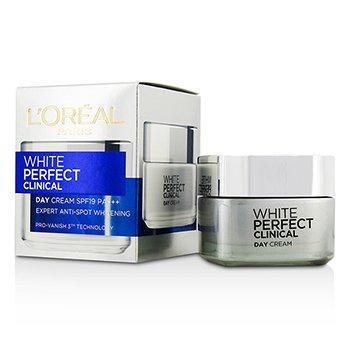 L'Oreal White Perfect Clinical Day Cream SPF19 PA+++ 50ml/1.7oz
