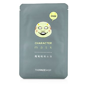 The Face Shop Character Mask - Dragon 10x23g/0.81oz