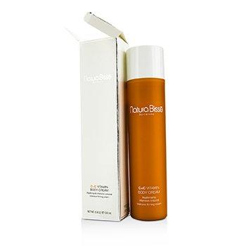 Natura BisseC+C Vitamin Body Cream (Box Slightly Damaged) 250ml/8.8oz