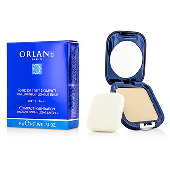 Orlane Compact Foundation SPF22 (Raidant Finish/Long Lasting) - #01 Diaphane  9g/0.31oz
