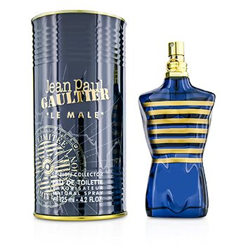 Jean Paul Gaultier Le Male Eau De Toilette Spray (Edici�n Capitaine Collector)  125ml/4oz