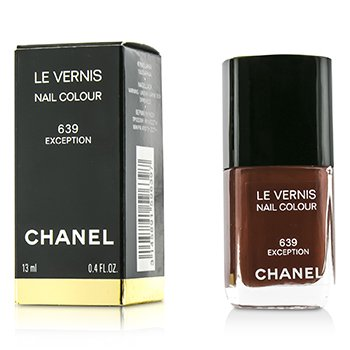 Chanel Nail Enamel - No. 639 Exception  13ml/0.4oz
