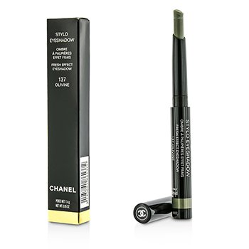 Chanel Stylo Fresh Effect Eyeshadow - # 137 Olivine  1.4g/0.05oz