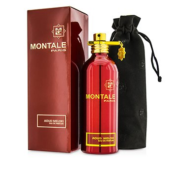Montale Aoud Meloki Eau De Parfum Spray 100ml/3.4oz