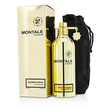 Montale Golden Aoud Eau De Parfum Spray 100ml/3.4oz