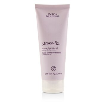 Aveda Stress Fix Creme Cleansing Oil  200ml/6.7oz