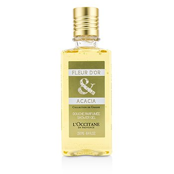 L'OccitaneFleur D'Or & Acacia Gel Ducha 250ml/8.4oz