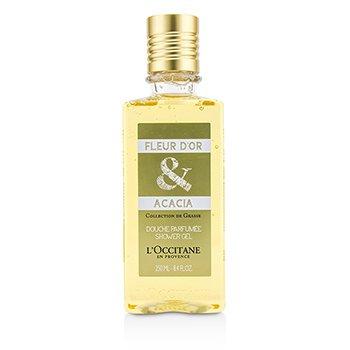 L'OccitaneFleur D'Or & Acacia Gel Ducha 250ml/8.4oz