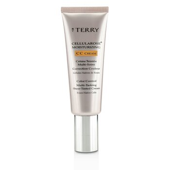 By Terry Cellularose Crema CC Humectante #4 Tan  40g/1.41oz