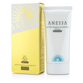 Shiseido Anessa Perfect Essence Sunscreen A+N SPF 50+ PA++++ (Limited Edition) 90g/3.17oz