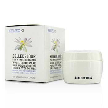 Kenzo Kenzoki Belle De Jour Face White Lotus Care 50ml/1.7oz