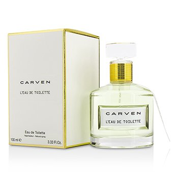 CarvenL'Eau De Toilette Spray 100ml/3.33oz