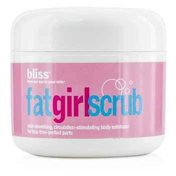 BlissFat Girl Scrub (Travel Size) 50ml/1.7oz