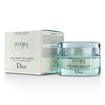 Christian Dior Hydra Life Pro-Youth Sorbet Creme (Piel Normal a Mixta) (Nueva F�rmula)  50ml/1.7oz