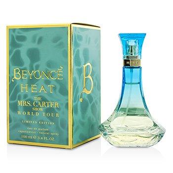 BeyonceHeat The Mrs. Carter Show World Tour Eau De Parfum Spray (Limited Edition) 100ml/3.4oz