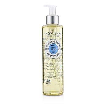 L'OccitaneShea Cleansing Oil 200ml/6.7oz
