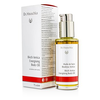 Dr. HauschkaBirch-Arnica Energising Body Oil - Revitalises & Warms 75ml/2.5oz