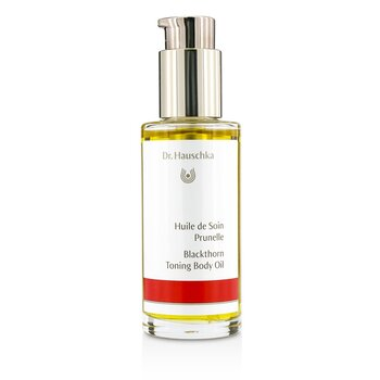 Dr. HauschkaBlackthorn Toning Body Oil - Warms & Fortifies 75ml/2.5oz