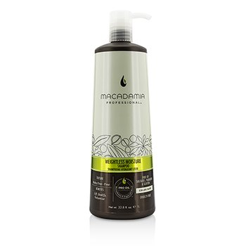 Macadamia Natural OilProfessional Weightless Moisture Shampoo 1000ml/33.8oz