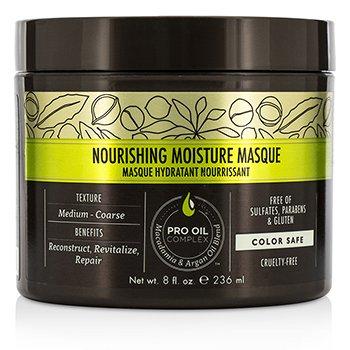 Macadamia Natural Oil Professional Nourishing Moisture Mascarilla  236ml/8oz